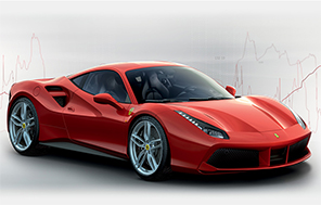 Immatriculation-Luxembourg-Ferrari